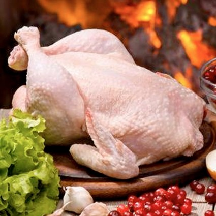 Broiler Whole Chicke..